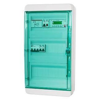 Щиты управления приточной вентиляцией с водяным нагревателем
