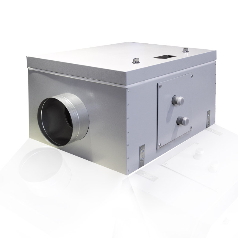 Приточные установки серии ВПУ-W  без автоматики