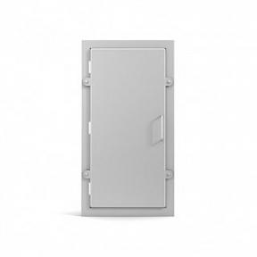 Дверь герметичная неутепленная 0,9х0,4