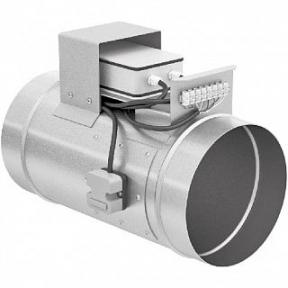 Клапаны огнезадерживающий KOZK-2-EI90-НО-ф250