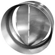 Клапан обратный круглый КО ф160