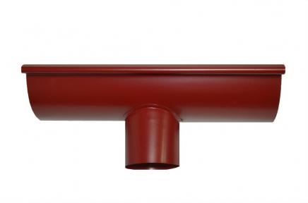 Лоток с патрубком 150мм  L=1250 мм с полимерным покрытием