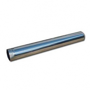 Труба водосточная  100мм  L=1250 мм