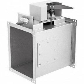 Клапаны огнезадерживающий  KPNO-60-500х300-F2-SN-EM220-04