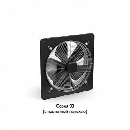 Вентилятор осевой ВО 400-4Е-03