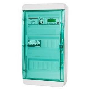 Щит управления приточной вентиляцией с водяным нагревателем ABU-W1-7.5
