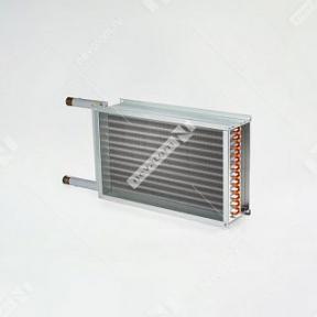 Водяной нагреватель NWP 500х250/4