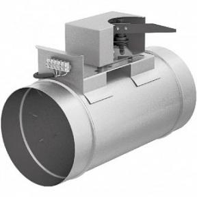 Клапаны огнезадерживающий KOZK-1-EI90-НО-ф100