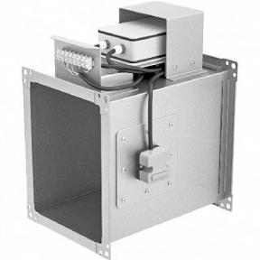 Клапаны огнезадерживающий KPNO-90-1000х1000-F2-SN-MN220-04