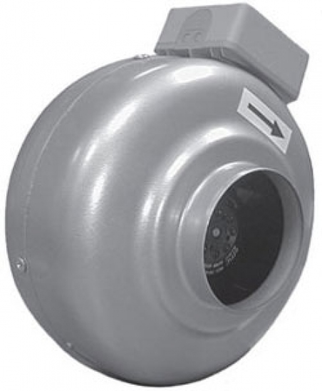 Круглый канальный вентилятор ВК 100